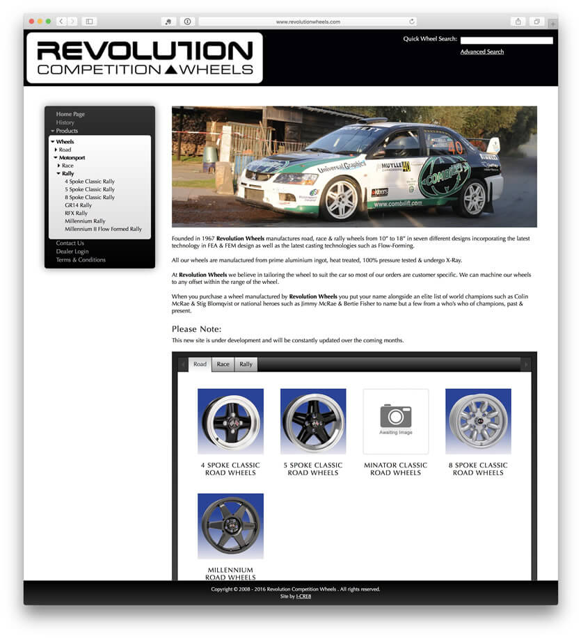 Revolution Wheels